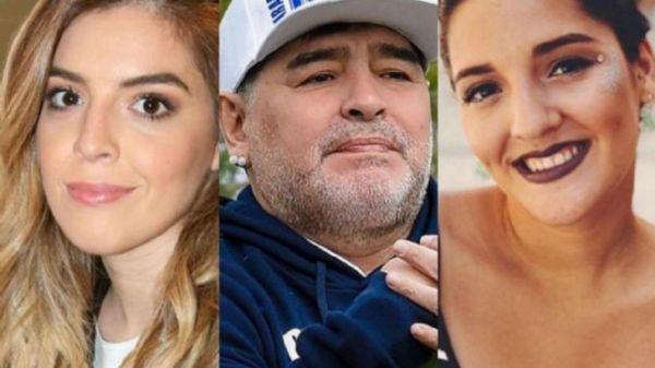 Dalma Maradona y Jana