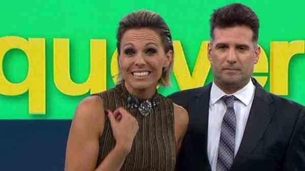 Denise Dumas y José María Listorti