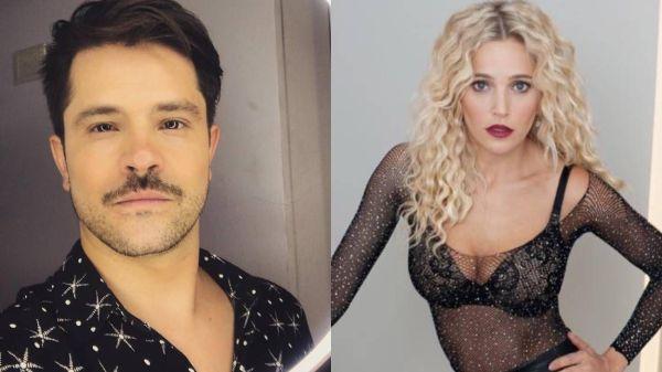 Felipe Colombo y Luisana Lopilato