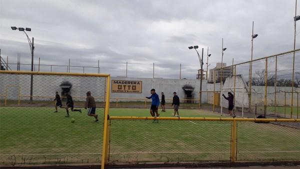 Cancha de Fútbol 5 Central Norte