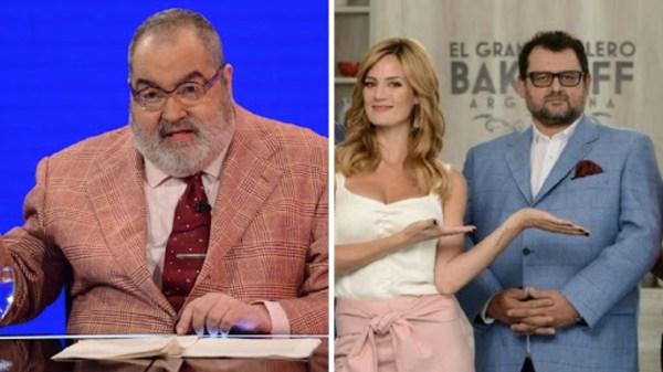 Jorge Lanata y Bake off