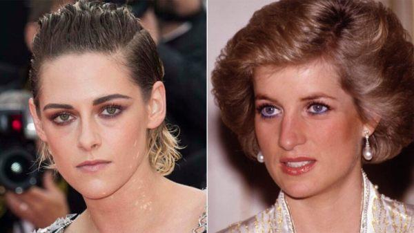 Kristen Stewart y la princesa Diana