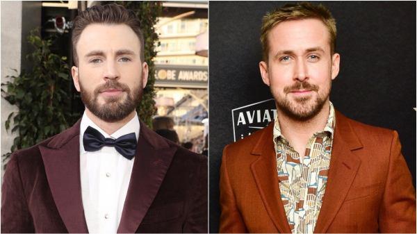 Chris Evans Ryan Gosling