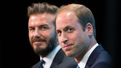 Photo of El príncipe William y David Beckham hablan sobre la importancia de la salud mental