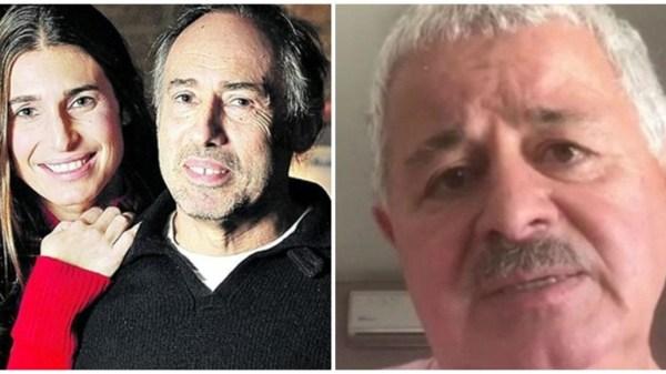 Gustavo Yankelevich y Tití Fernández