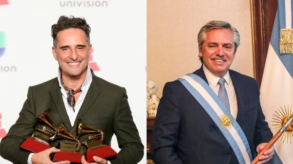 Jorge Drexler Alberto Fernández