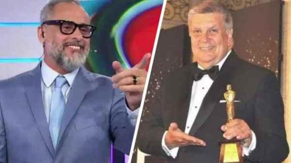 Jorge Rial y Luis Ventura