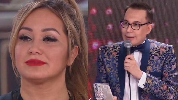 Karina La Princesita y Marcelo Polino