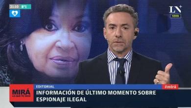 Photo of Luis Majul emitió una fuerte editorial tras las acusaciones por participar de un espionaje ilegal