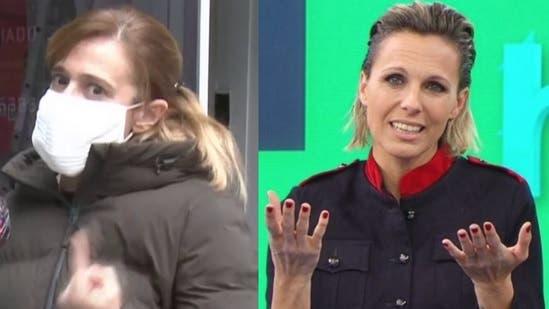 Marcela Coronel y Denise Dumas