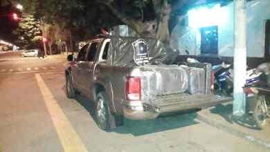 Photo of Secuestraron casi 200 kilos de hojas de coca