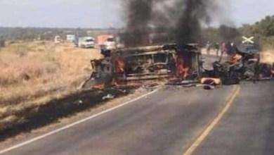 Photo of Investigarán a los dos sobrevivientes del choque múltiple con cuatro muertes en la Ruta 16