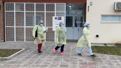 Photo of Coronavirus en Salta: el total de casos superó los 200