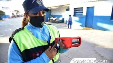 Photo of A pesar del conflicto de tránsito, ya se labraron 338 infracciones digitales