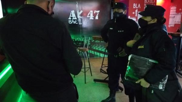 Policía de Salta
