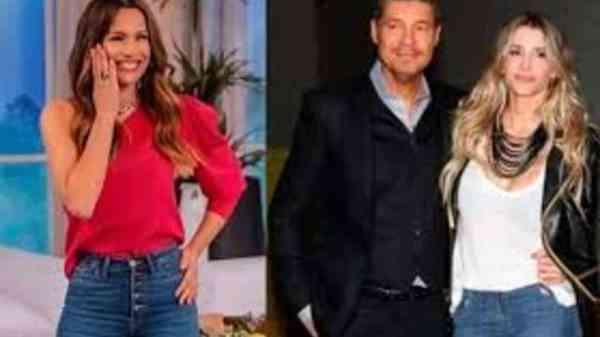 Pampita, Marcelo Tinelli y Guillermina Valdés