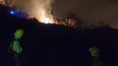 Photo of Todavía se desconoce si el incendio en la zona norte de la capital fue intencional