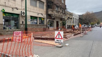 Photo of Ciudad de Salta: ¿Cuándo estarán finalizadas las bicisendas de calle Belgrano?