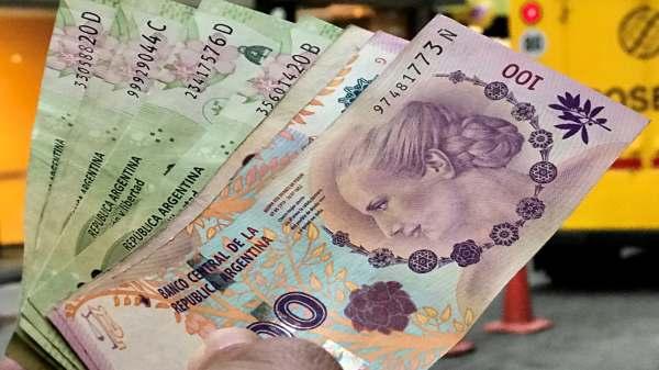 Plata argentina- Fondo