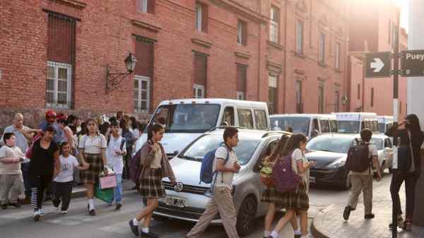deserción escolar en Salta