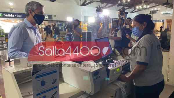 vuelos a Salta