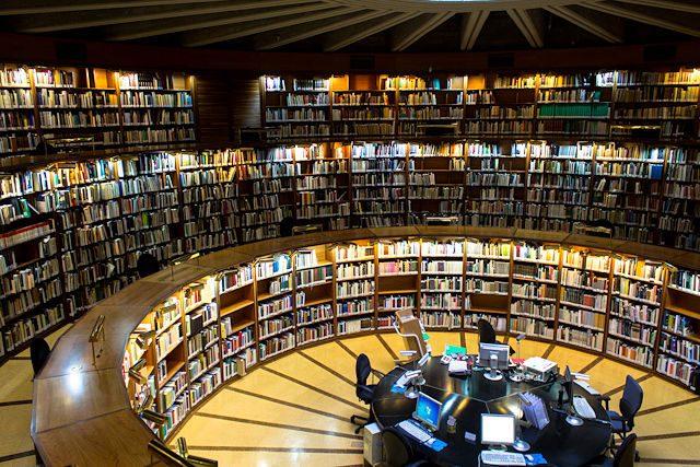 Biblioteca Instituto Patrimonio Cultural de España