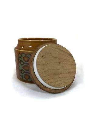Hornsea Bronte storage jar