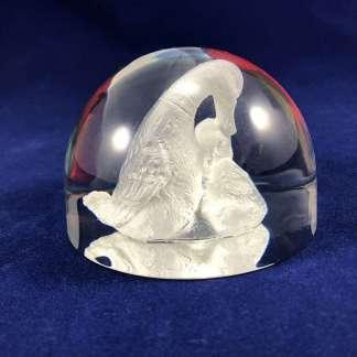 duck paperweight