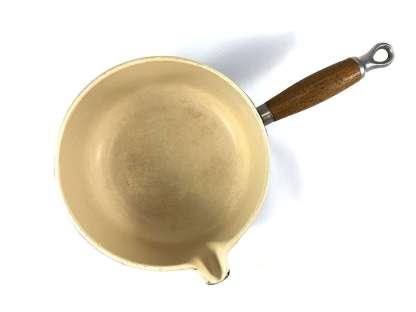 20cm Le Creuset cast iron saucepan