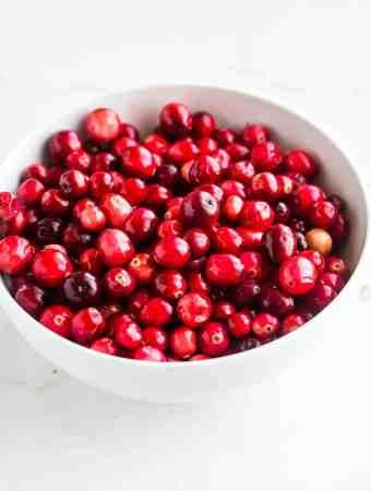 Cranberry Cilantro Dip