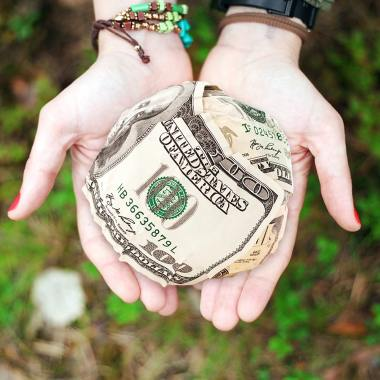 financial donations