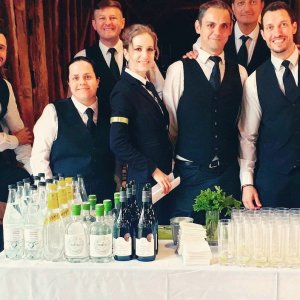 Wedding staff hire