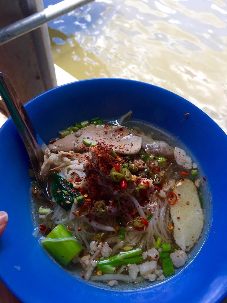 Thai Boat Noodles & Hainan Chicken