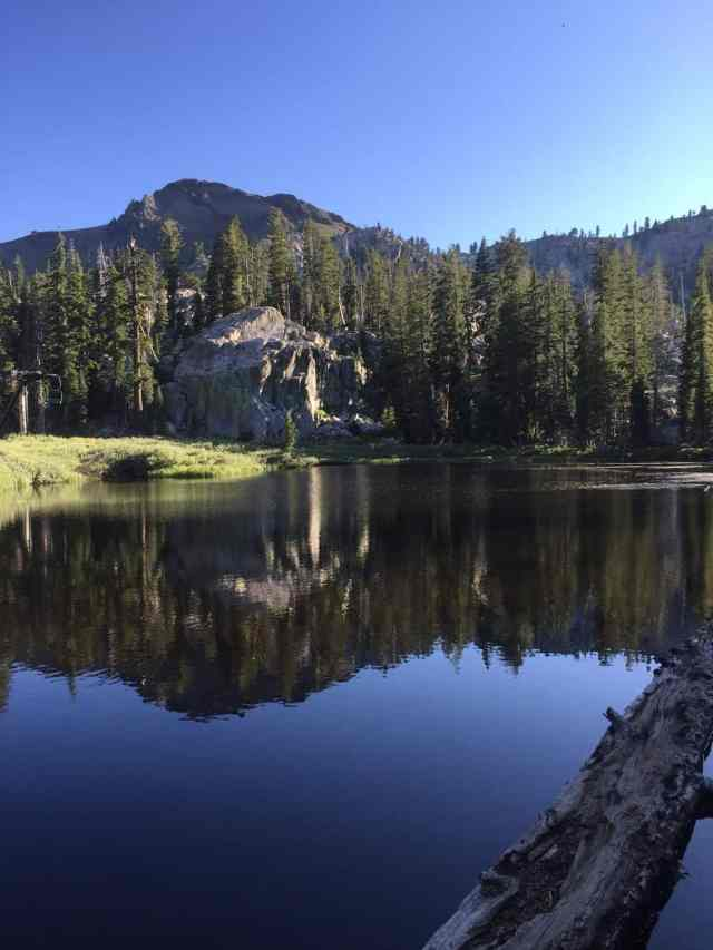 shirley lake in squaw valley