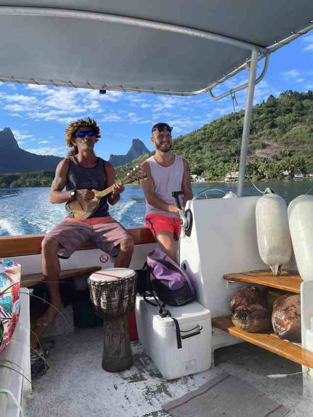 snorkel tour on moorea is a popular thing to do