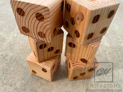 yard dice set