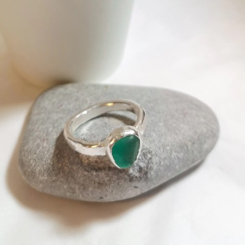 ethical and eco friendly sea glass jewellery