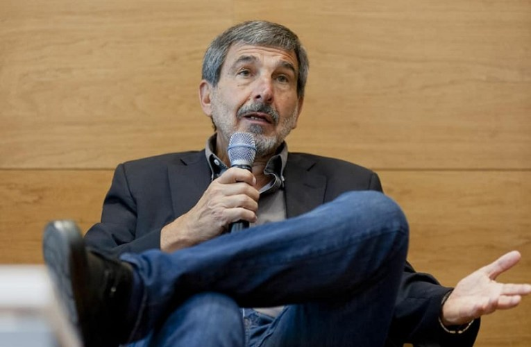 """""""En Europa el virus fue un tsunami"""" Roberto Salvarezza, Ministro de Ciencia"""