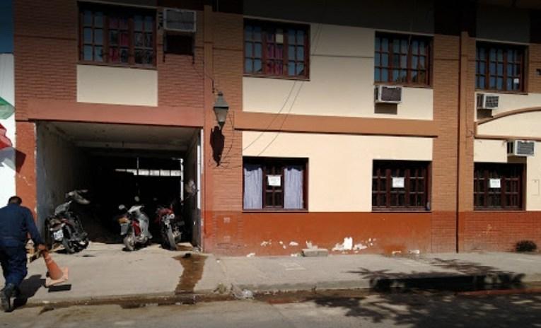 Violencia institucional de la Policía en Orán
