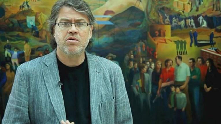 """Ricardo Forster: """"El Gobierno sigue una hoja de ruta"""""""