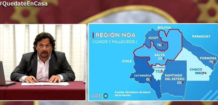 Salta: Vuelven las restricciones para la provincia.