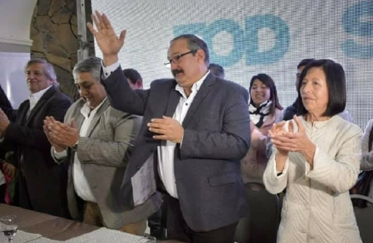 SERGIO LEAVY -Senador Nacional del PV- Solicitó a Sáenz la adhesión al Creación del Consejo Federal para la Prevención y Abordaje de Femicidios, Travesticidios y Transfemicidios En la petición lo acompañó su par Nora Giménez también del FDT