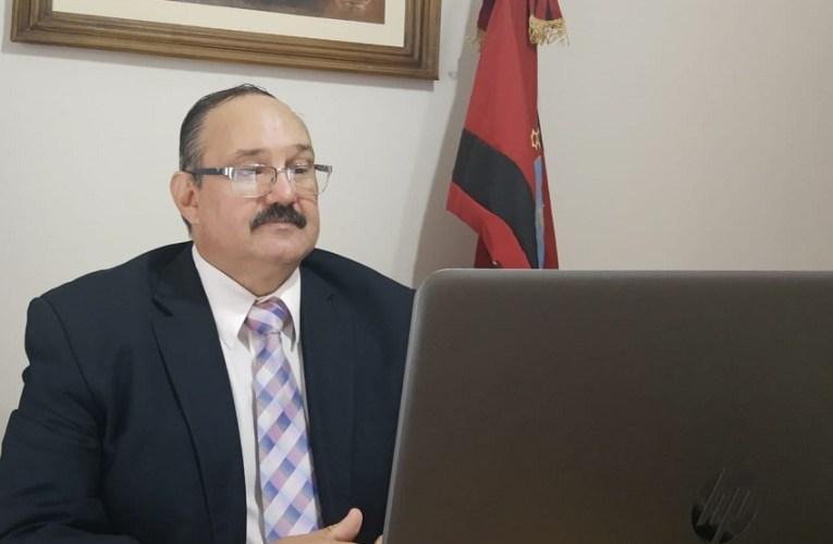 Leavy en las sesiones especiales del Senado de la Nación Beneficios para familiares de la tripulación del ARA San Juan, Régimen de Promoción de Inversiones y nuevos embajadores