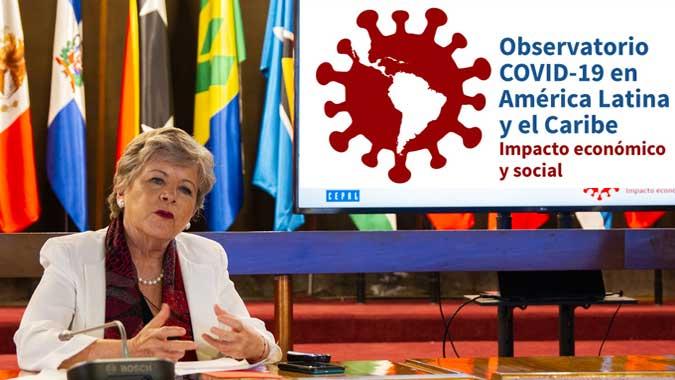 En términos de pobreza América Latina retrocedió 12 años El dato fue relevado por la CEPAL respecto al impacto de la pandemia