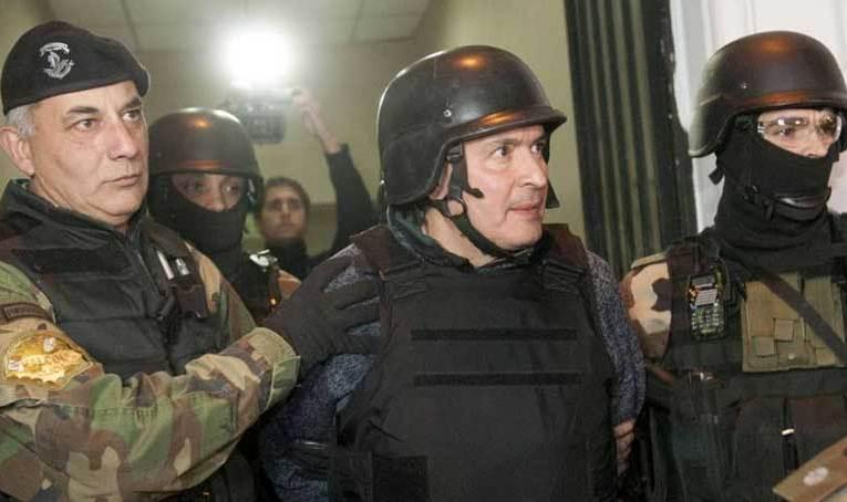 José López pidió ser excarcelado El exsecretario de Obra Pública detenido mientras intentaba esconder bolsos con nueve millones de dólares.