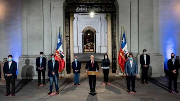 El oficialismo en Chile no consiguió el tercio en la Convención Constitucional Duro revés para la derecha chilena
