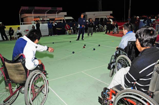 Inscriben para las Escuelas de Deportivas Paralímpicas