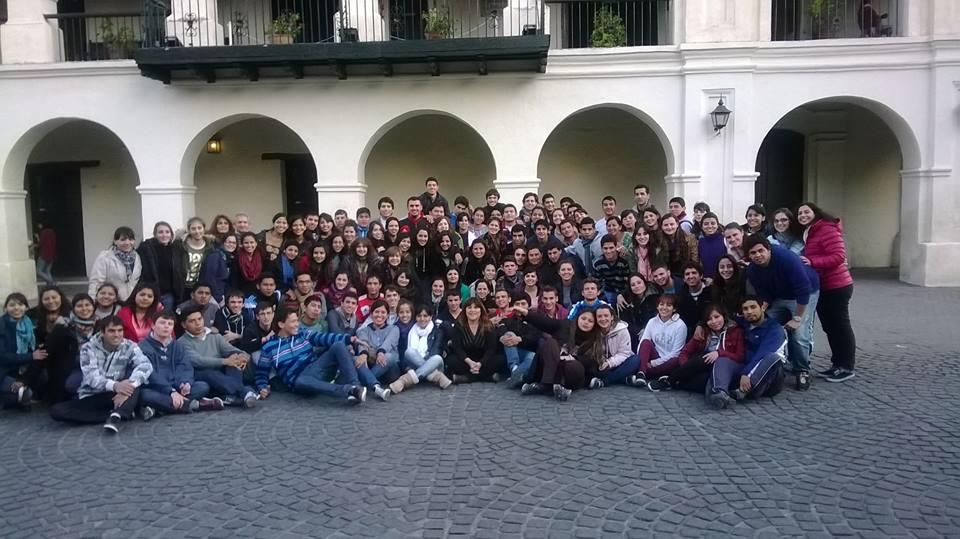 Exitosa Maratón Bíblica de jóvenes de todo el pais en Salta