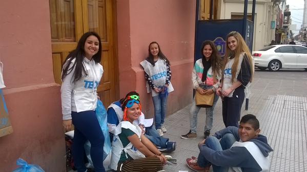 TECHO convoca 8 mil voluntarios y voluntarias  para su Colecta Nacional durante mayo