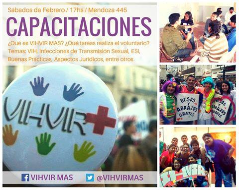 Vihvir Más en busca de nuevos voluntarios para acciones solidarias y preventivas